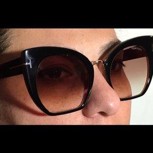 1ea64b5af4 Tom Ford Accessories - Tom Ford  Samantha  Cat Eye Sunglasses